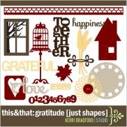 This+That: Gratitude [Just Shapes]