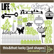 This+That: Lucky [Just Shapes]