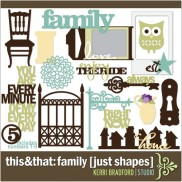 This+That: Family [Just Shapes]
