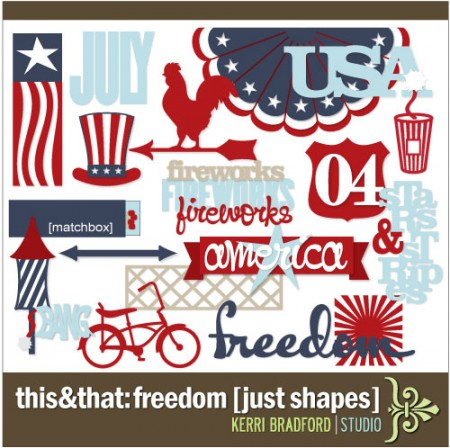 This+That: Freedom [Just Shapes]