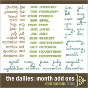 The Dailies: Month Add Ons