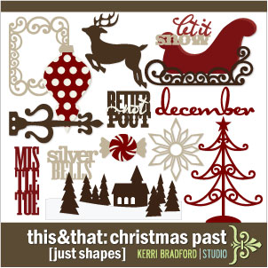 This+That: Christmas Past [Just Shapes]