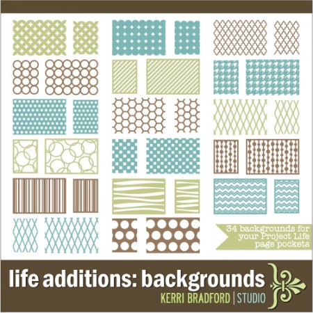 Life Additions: Backgrounds