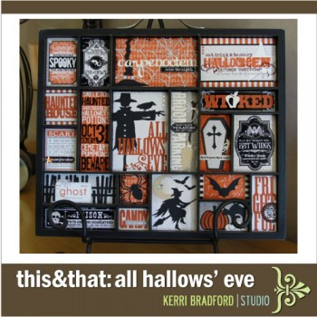 This+That: All Hallows&#8217; Eve