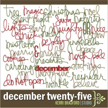 December Twenty-Five