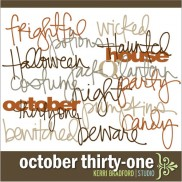 October Thirty-One
