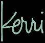 kerri-only-signature