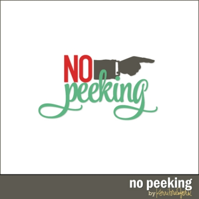no-peeking