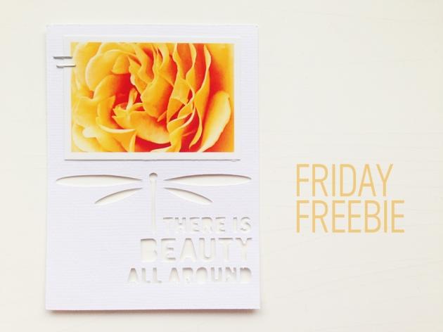 friday-freebie-flower
