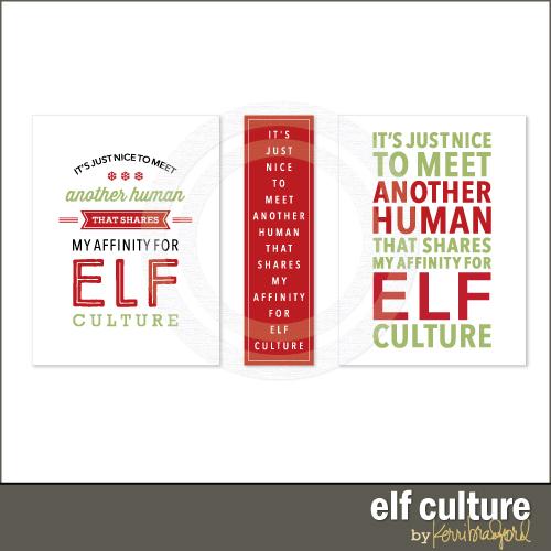 elf-culture