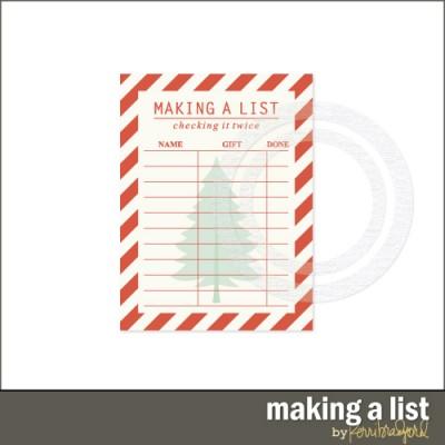 making-a-list