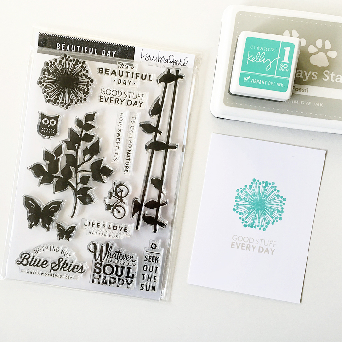 beautiful day stamps web