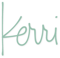 kerri-only-signature
