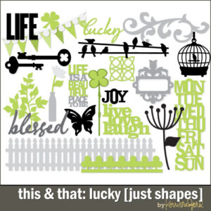 This+That: Lucky [Just Shapes]-0