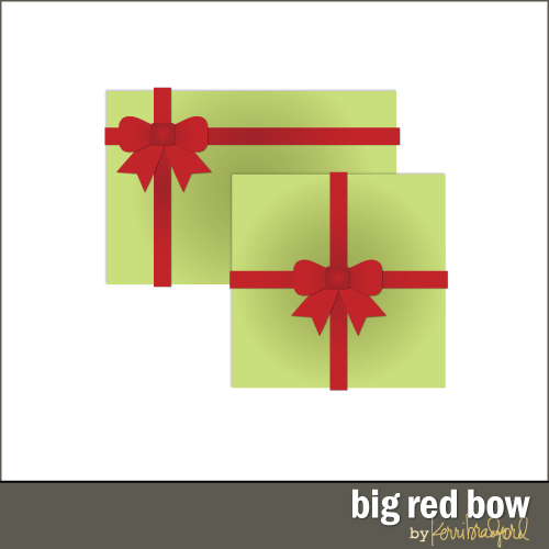 big-red-bow