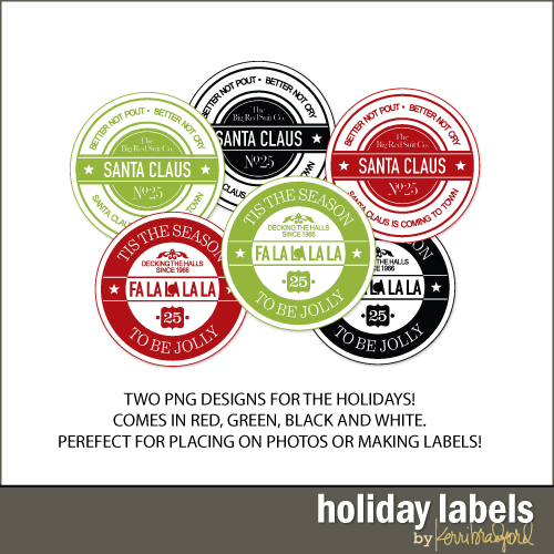 holiday-labels