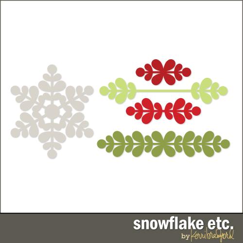 snowflake-etc