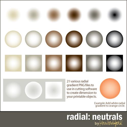 radial-neutrals