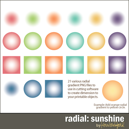 radial-sunshine