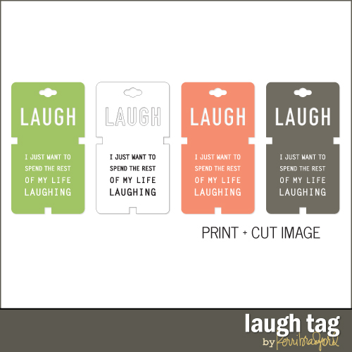 laugh-tag