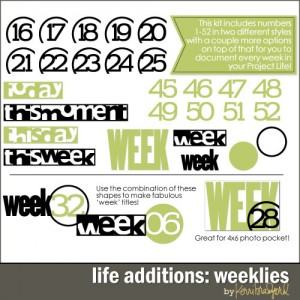 lifeadditions-weeklies