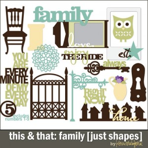 family-shapes