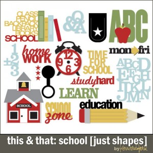 school-shapes
