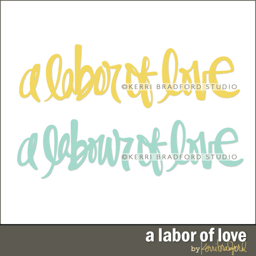 a-labor-of-love