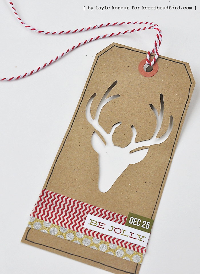 deer tag copy