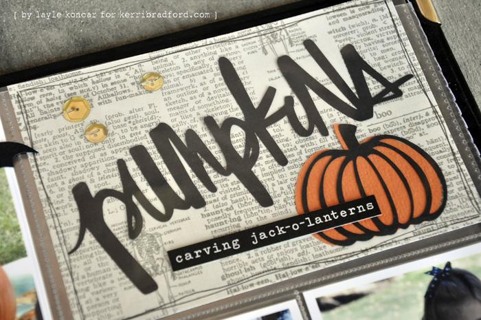 Week 42 - pumpkins close up