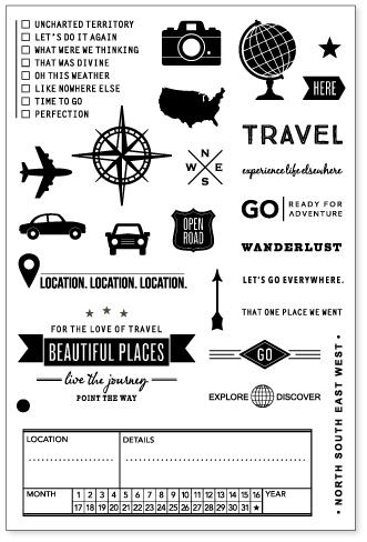 stamps-wanderlust