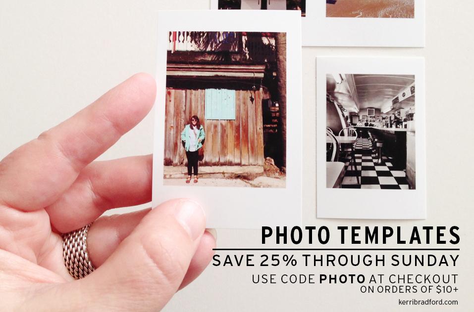 photo template sale2