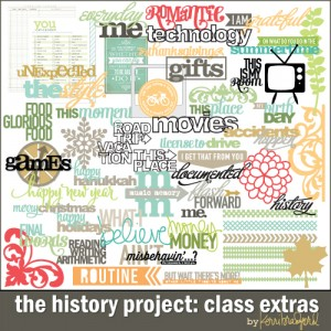 history-porject-class-extras