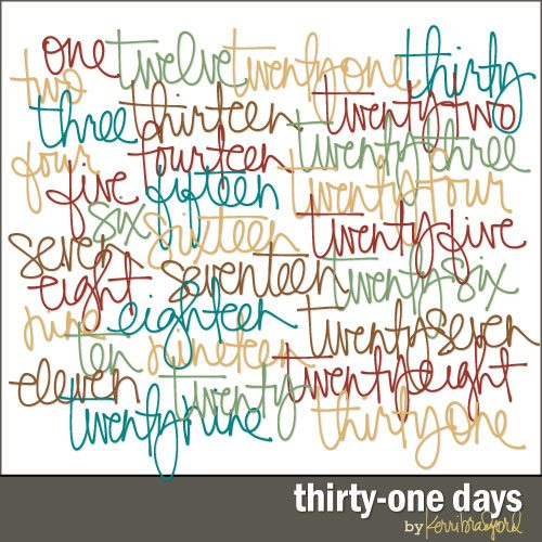 thirty-one-days