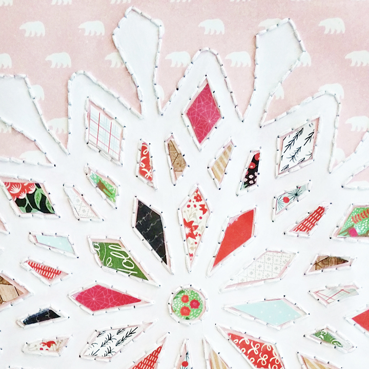 Merry & Bright Detail 4 by Paige Evans