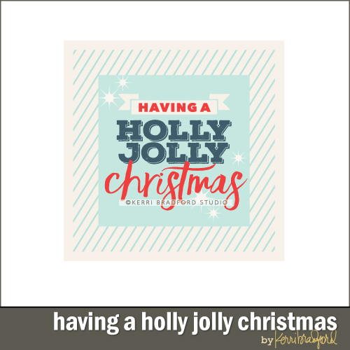 having-a-holly-jolly-christmas