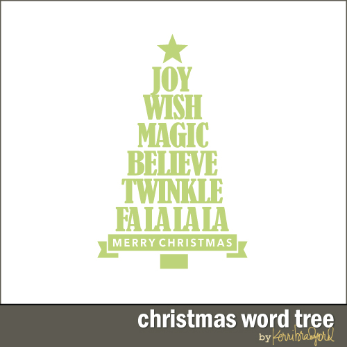 christmas-word-tree