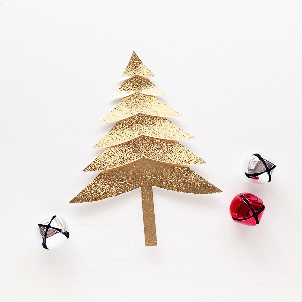 tree gold sm