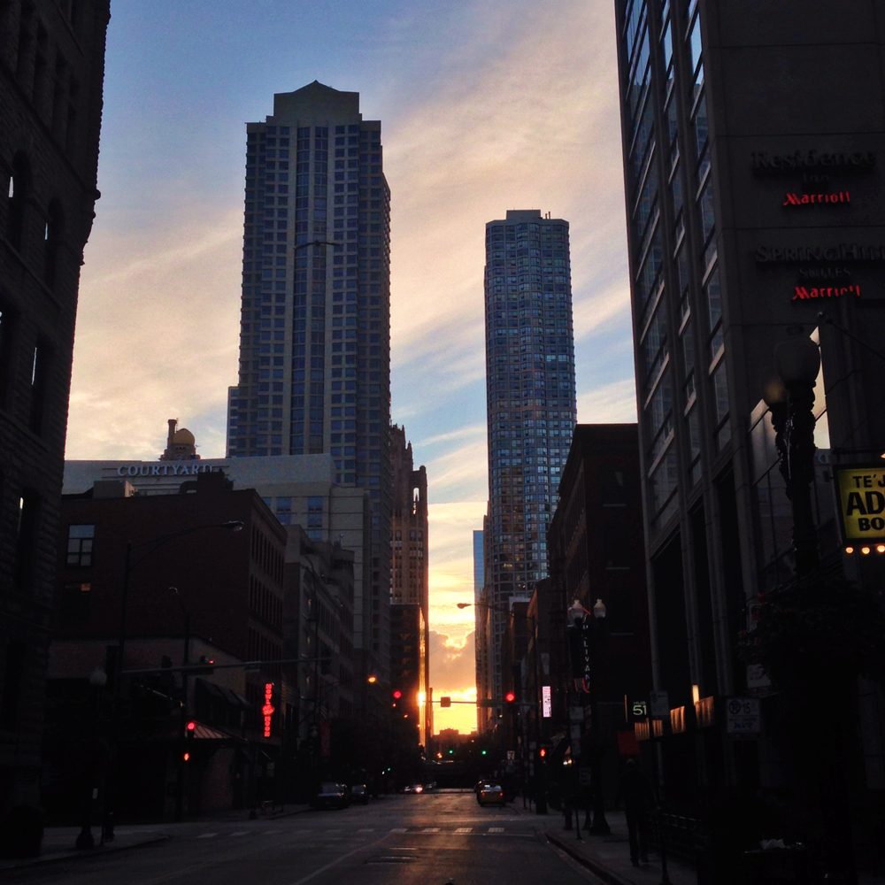 chicago-sunrise
