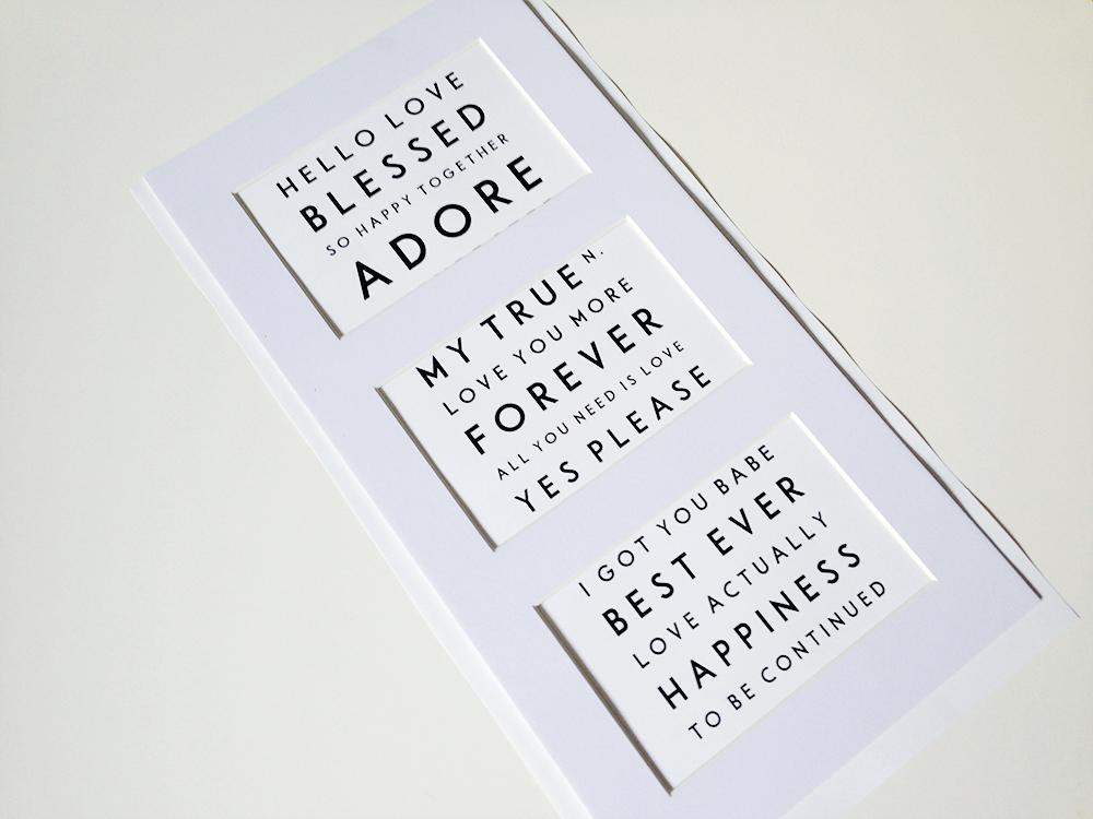 mat and print