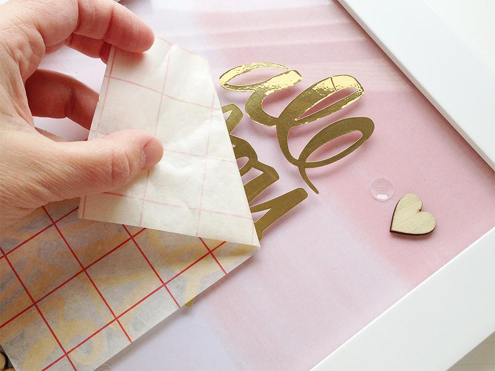 love heart frame 1