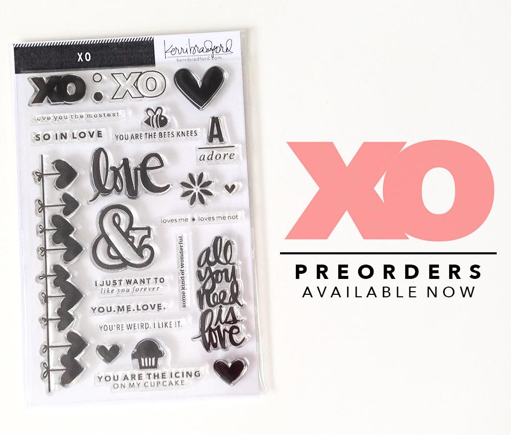 XO PREORDERS web