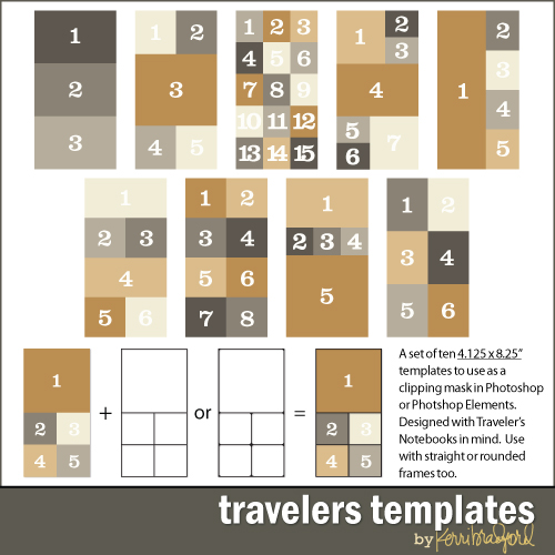 travelers-templates