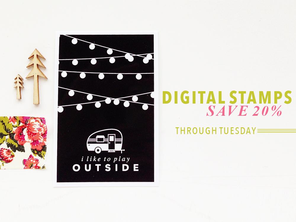 digital stamps sale web