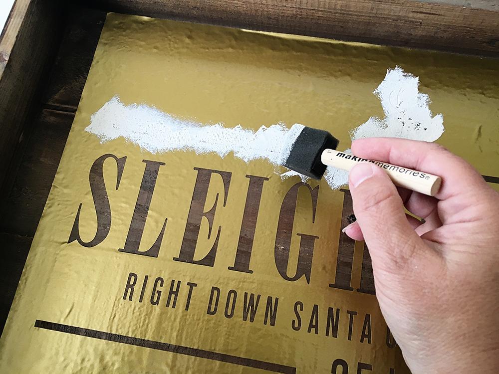 sign sleigh ride prep4 web
