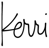 kerri-only-signature-black
