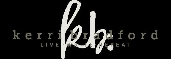 Kerri Bradford Studio Retina Logo