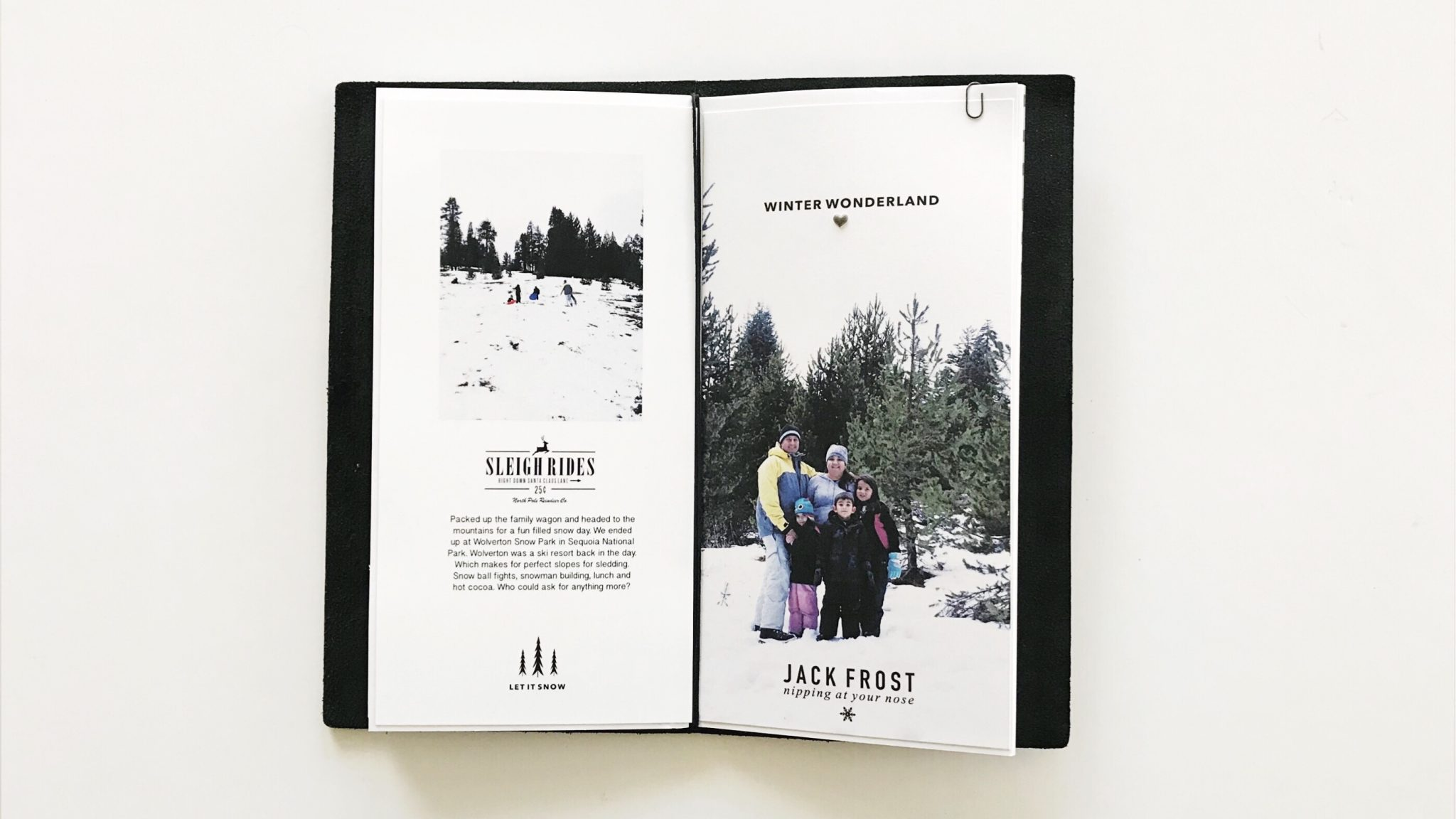 Day 3 | Dreaming of a White Christmas – Kerri Bradford Studio