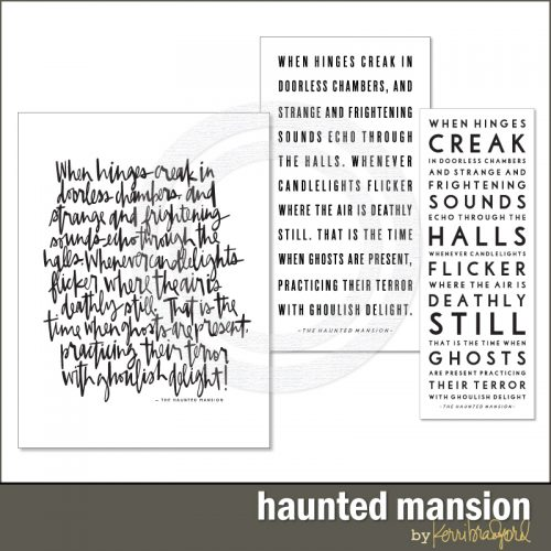Halloween – Kerri Bradford Studio