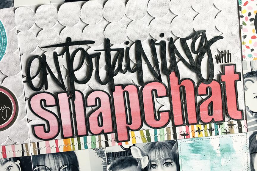 Entertaining With Snapchat – Kerri Bradford Studio